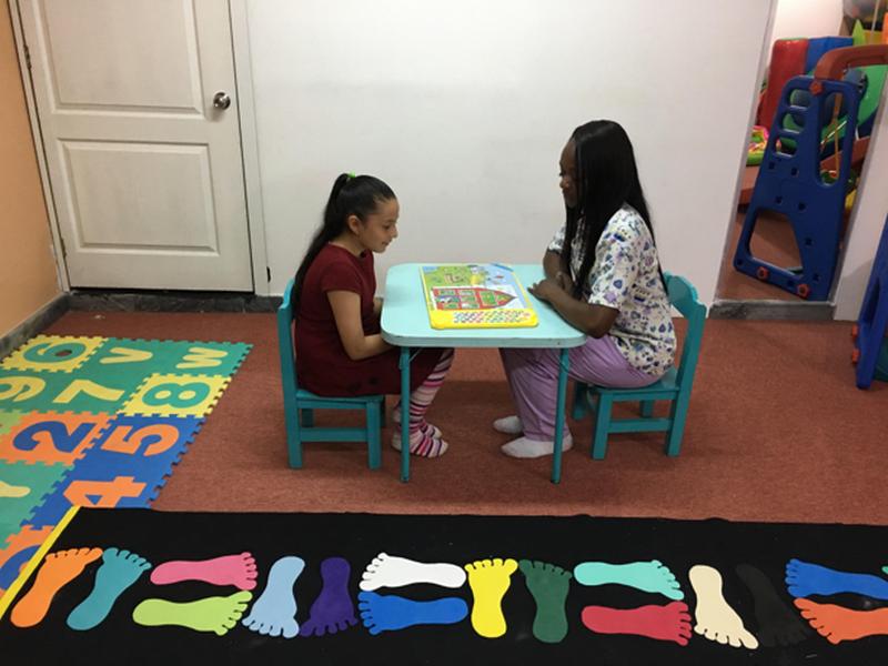 PSICOLOGÍA INFANTIL – PSICORREHABILITACIÓN1